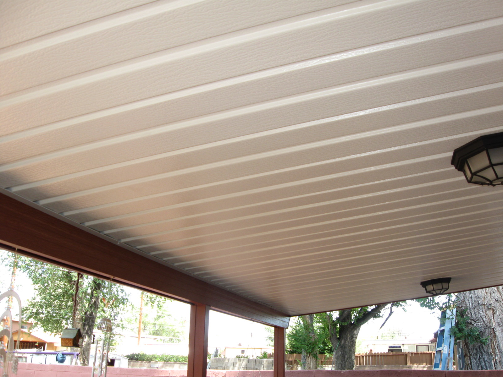 photo of ABC Seamless covered patio